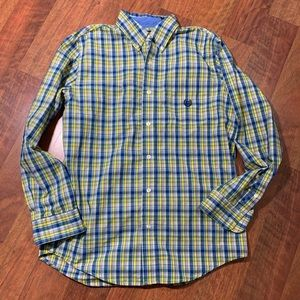 Chaps Easy Care button down size small